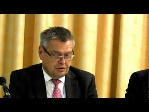 """Otto Thoresen: """"QE and Economic Growth - Can we ha..."""
