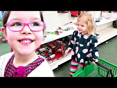 CUTEST Kids Christmas Shopping!
