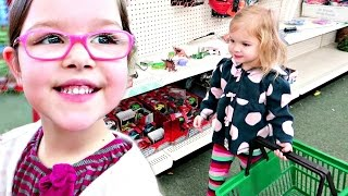 CUTEST Kids Christmas Shopping!