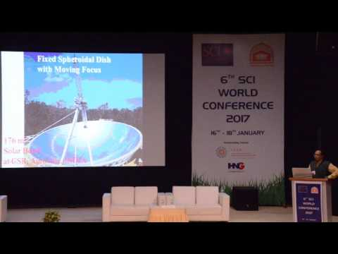 Dr. Shireesh Kedare: Solar Industrial Process Heat Systems