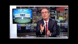John Oliver reveals horrifying way 'sh*ttiest conspiracy theory' on Fox News is changing American...