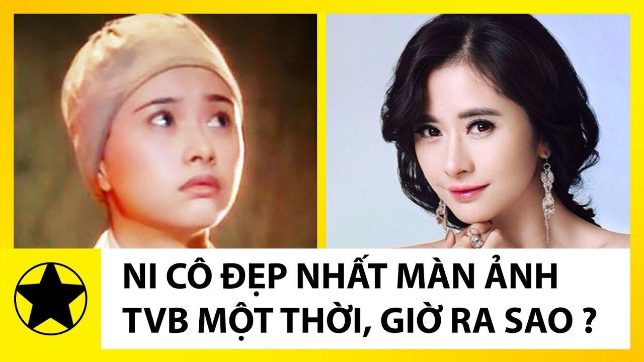 Ni Cô Đẹp Nhất Màn Ảnh TVB Một Thời, Bây Giờ Ra Sao?