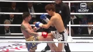 GLORY 8 Tokyo: Masaki Noiri vs Yuta Kubo (Full Video)