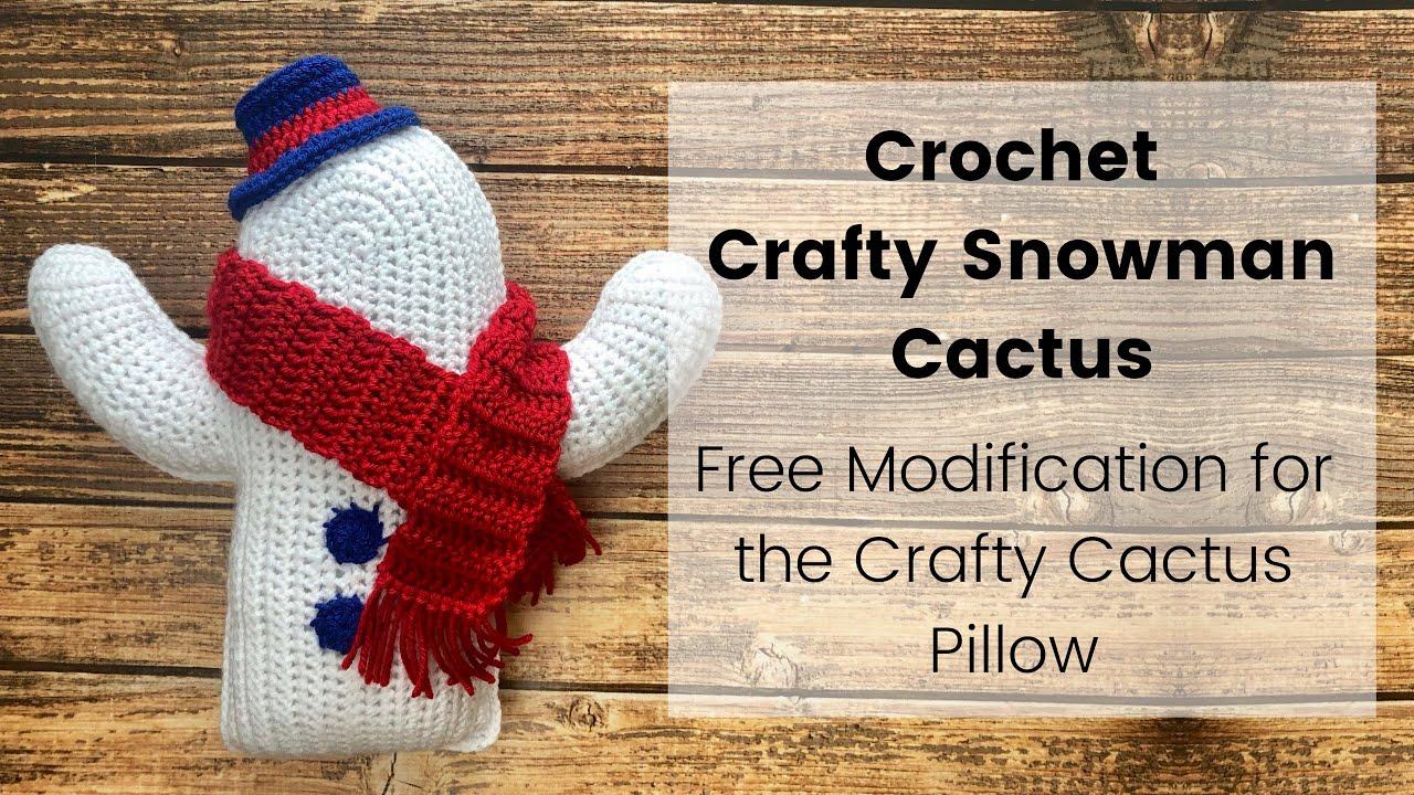 Wild Life XXL - CACTUS MIGUEL - crochet pattern   720x1280