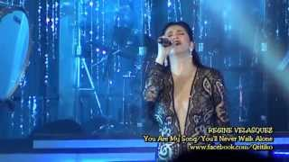 Regine Velasquez - You Are My Song/You