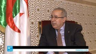 وزير الخارجية الجزائري: أفريبول تهدف للارتقاء بالتعاون بين أجهزة الشرطة الأفريقية