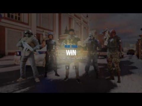 Tom Clancy's Rainbow Six Full Match
