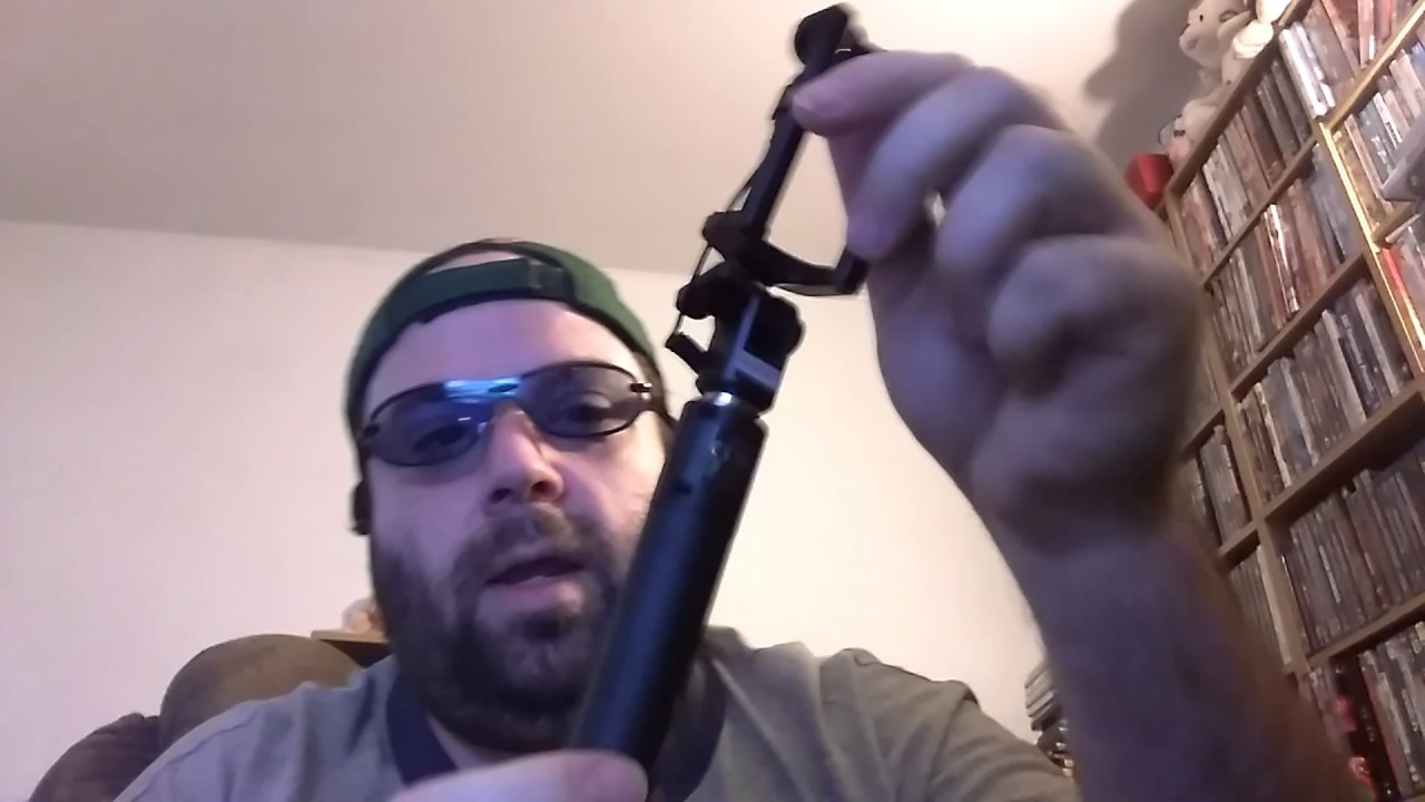 anker selfie stick unpacking and first thoughts youtube. Black Bedroom Furniture Sets. Home Design Ideas