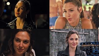 Gal Gadot | All Fast and Furious Movies All Scenes [4K]