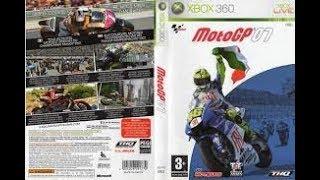 MotoGP 07 Xbox 360 2007