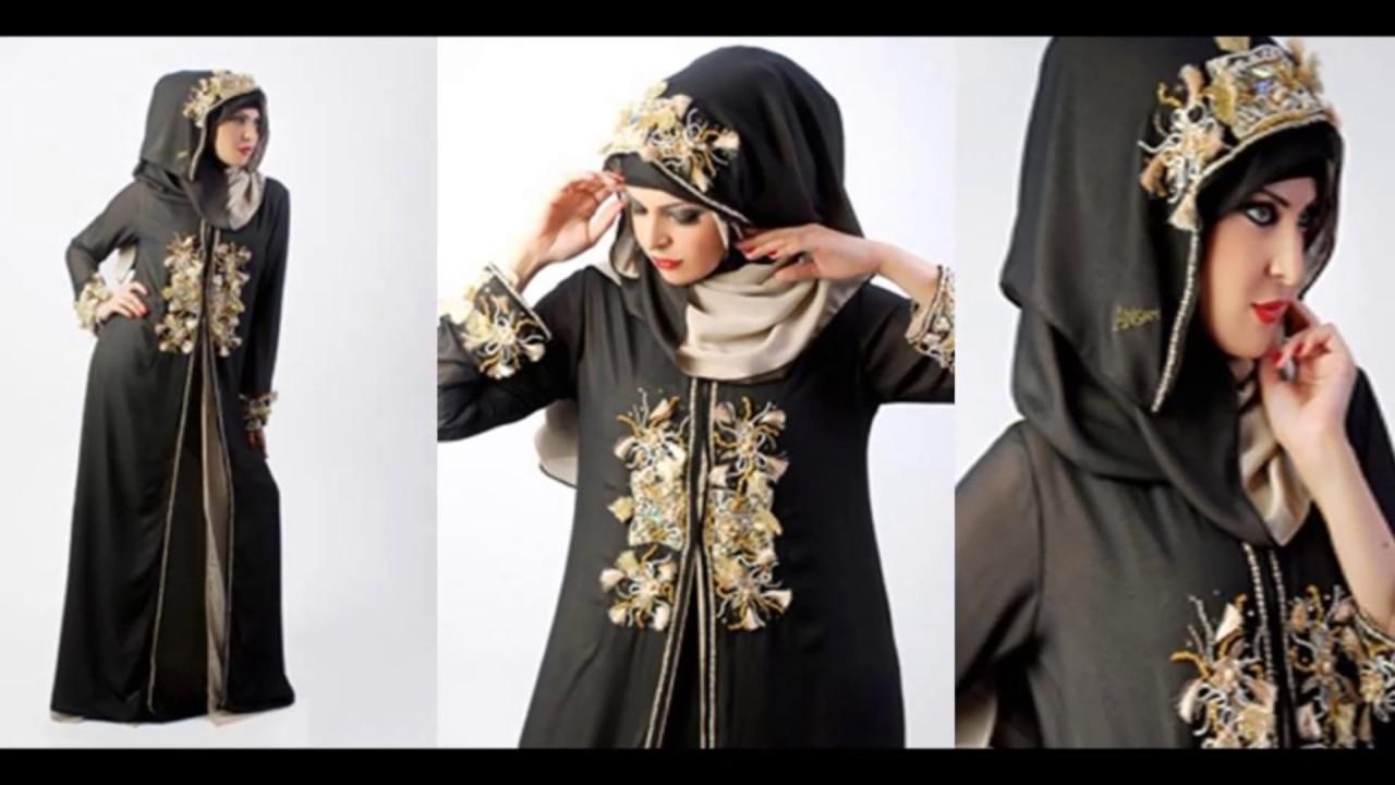 1d1903e7e أجمل عبايات تركى وعبايات سوداء للمحجبات بمناسبة عيد الأضحى 2017 ...