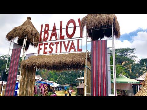 Ibaloy Festival 2019 Burnham Park Baguio City
