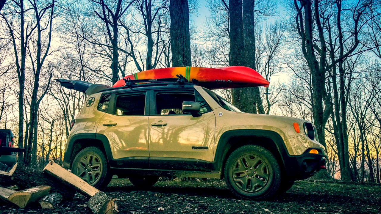 2017 jeep renegade desert hawk first of many adventures youtube. Black Bedroom Furniture Sets. Home Design Ideas