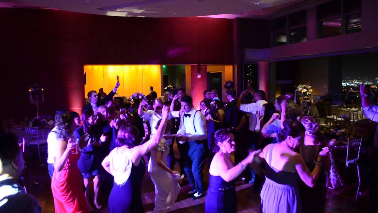The Ultimate Skybox Wedding Last Dance