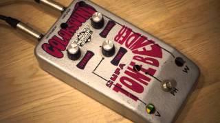 Colorsoud Sola Sound Supa Tonebender vintage fuzz