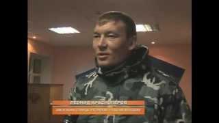 Совместное патрулирование полиции и казаков в Ухте(В Ухте впервые в современной истории города провели совместный рейд сотрудников ухтинской полиции и казак..., 2013-02-11T18:37:53.000Z)