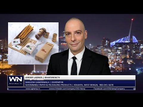 OG Hemp Paper & Packaging Products | WhatsNew.TV