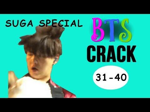 BTS Suga Crack (31-40) TOO MUCH DABBING!