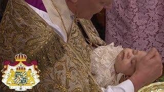Prinsessan Leonores dop - ett sammandrag