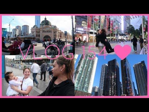 HELLO MELBOURNE AUSTRALIA!! Melbourne vlog day 1
