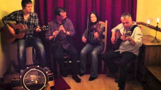 The Courtiers - Johnny Boyle's/Jerry's Beaver Hat/Dunmore Lasses