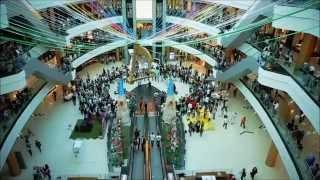 احتفالات سيتي مول بعيد الإستقلال 25 5 2015 dance in city mall amman jordan