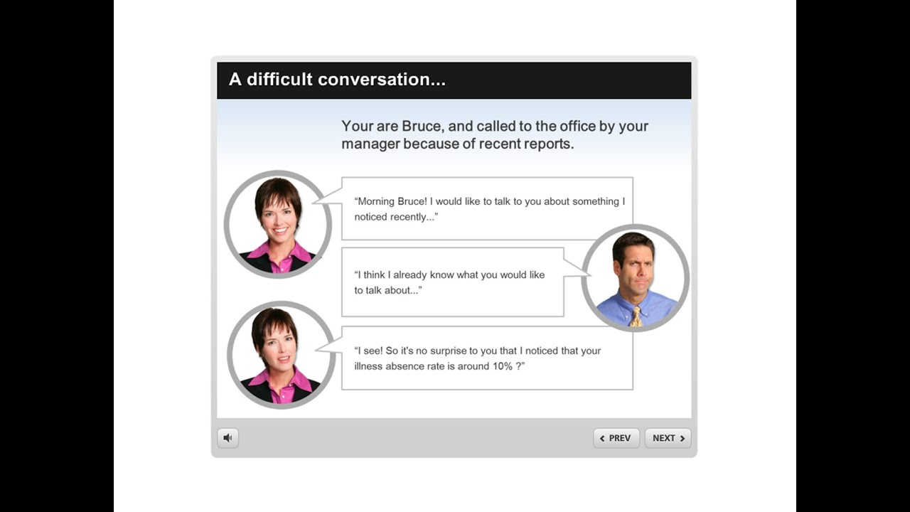 How to create a conversation in the VC 46