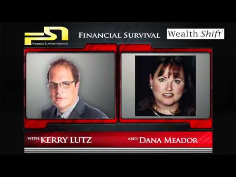 Dana Meador Explains the Wealth Shift--20.Apr.2012