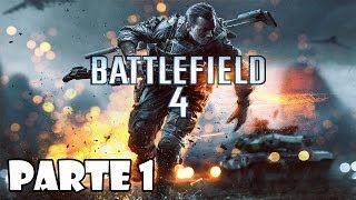 Battlefield 4 Gameplay Walkthrough Parte 1 - Español (Xbox 360/PS3/PC Gameplay HD)