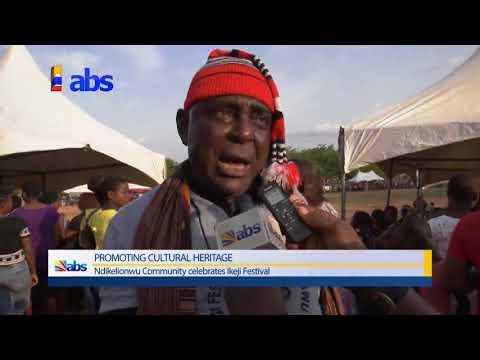 Ndikelionwu Community Celebrates Ikeji Festival ,Calls For Promotion Of Cultural Heritage