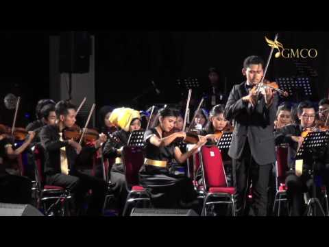 Schindler's List - Gadjah Mada Chamber Orchestra (GMCO) Grand Concert Vol.5
