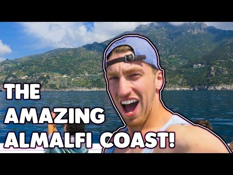 MY FAVORITE Place In ITALY! (Rome & Almalfi Coast Vlog)