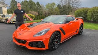 The 2019 Chevrolet Corvette ZR1 Is Actually AMAZING