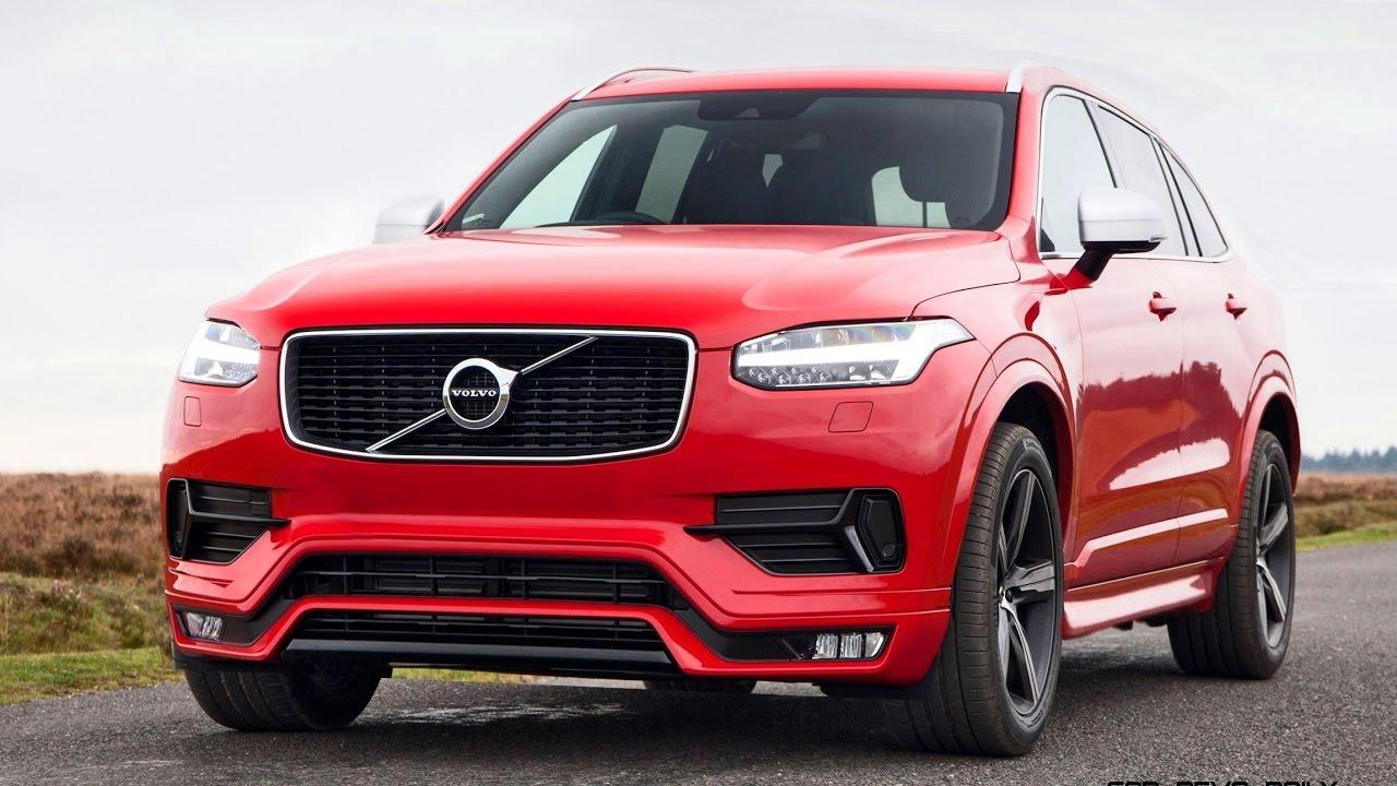 2018 Volvo Xc90  Youtube