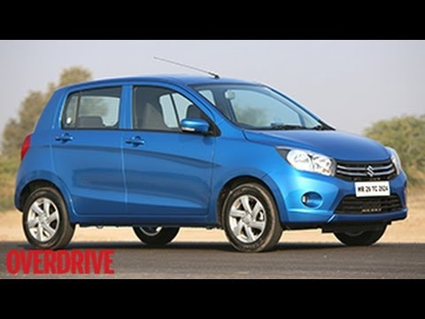 Maruti Suzuki Celerio First Drive Review Youtube