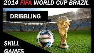 Video 2014 FIFA World Cup Brazil - Skill games - Dribbling - Gold download MP3, 3GP, MP4, WEBM, AVI, FLV Desember 2017