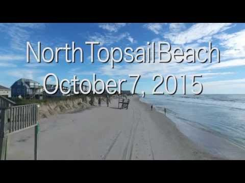 North Topsail Beach 10.7.2015