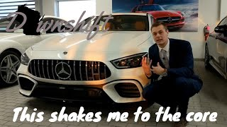 2020 Mercedes - AMG GT 4 Door 63s is the MOST POWERFUL AMG EVER!!!