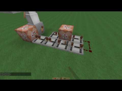 Minecraft Механизмы(КБ)(ч.1) Как отключить дождь!?