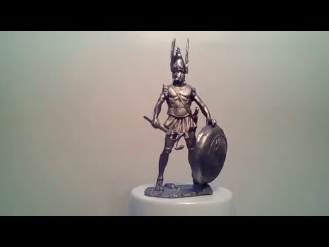 Rome Tin Soldiers Roman King of Puglia 4th century BC Scale:1:32 54-60mm