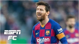 Is Lionel Messi actually suffering a goal drought? | The Gab & Juls Show