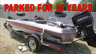 1990 Bass Boat. Can We Fix It?