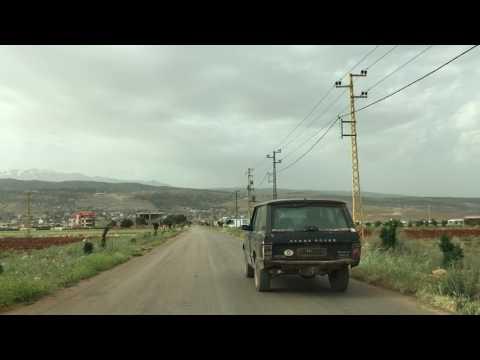 Trip Baalbek to Snow Mountain of Lebanon
