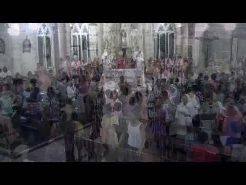 Mass of Thanksgiving 5th Anniversary of SYNOD 2014