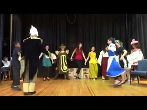 'Beauty and the Beast Jr.' at Iona Preparatory Lower School