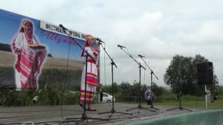 Чувашова Алена (Сеченовский р-н, Нижегородской области) на Эрзянь Лисьмапря 2016