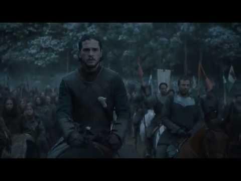 """Игра престолов \ Game Of Thrones - 6 сезон 9 серия Промо """"Битва бастардов"""" (HD)"""