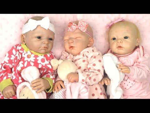 bambole reborn usate