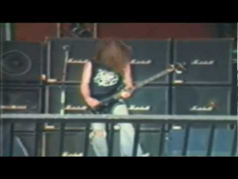 Metallica - (Anesthesia) Pulling Teeth [Cliff Em All Live]