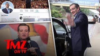 Senator Ted Cruz Does Not Like Porn | TMZ TV